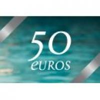 Dovanų kuponas €50
