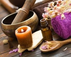 Aromaterapinis masažas 90 min.
