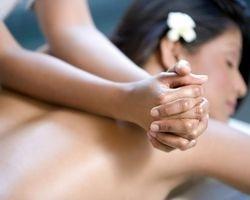 Nugaros masažas 1 sensas