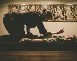 Thara Thai nugaros masažas